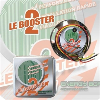 ACCENSIONE ELETTRONICA TOP QUALITY 2CV & DERIVATE (LE BOOSTER 2)