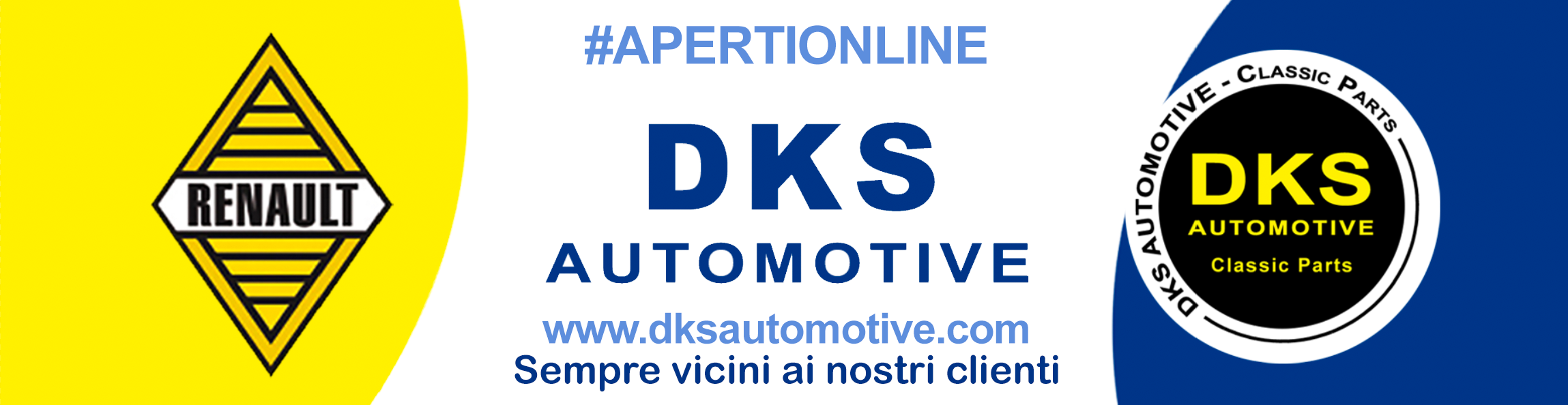 DKS Automotive - spare parts ricambi R4 renault renualt4 citroen 2cv